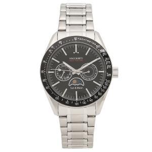 ドルチェセグレート 腕時計 メンズ DOLCE SEGRETO MW390BK シルバー ブラック 1andone