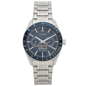 ドルチェセグレート 腕時計 メンズ DOLCE SEGRETO MW390BU シルバー ネイビー 1andone