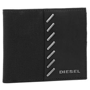 ディーゼル 折財布 DIESEL X04350 PR559 T8013 ブラック|1andone