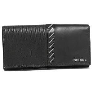 ディーゼル 長財布 DIESEL X04351 PR559 T8013 ブラック|1andone