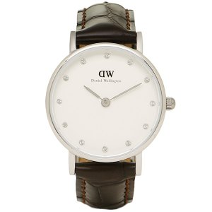 ダニエルウェリントン 腕時計 Daniel Wellington 0922DW シルバー ヨーク