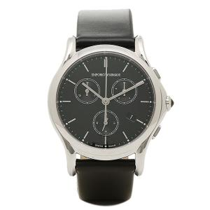 エンポリオアルマーニ 腕時計 EMPORIO ARMANI ARS6001 ブラック