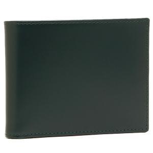 エッティンガー メンズ 折り財布 ETTINGER BH141JR グリーン イエロー|1andone