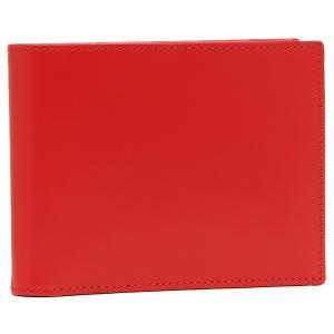 エッティンガー メンズ 折り財布 ETTINGER BH141JR レッド イエロー|1andone