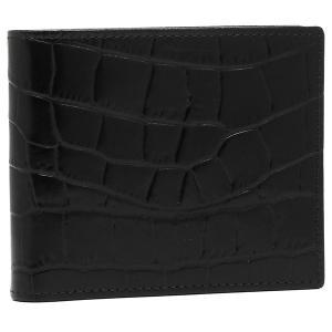 エッティンガー メンズ 折財布 ETTINGER CC030J ブラック 1andone