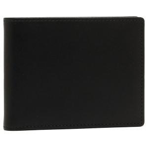 エッティンガー メンズ 折財布 ETTINGER ST141JR ブラック パープル|1andone