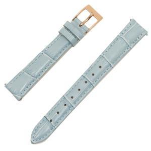 フォリフォリ 腕時計替えベルト レディース FOLLI FOLLIE L14E-LBU-PG ライトブルー|1andone