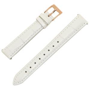 フォリフォリ 腕時計替えベルト レディース FOLLI FOLLIE L14E-WHT-PG ホワイト 1andone