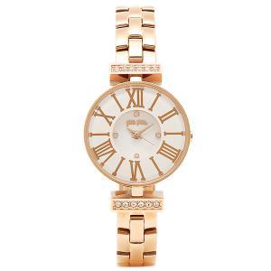 フォリフォリ 時計 FOLLI FOLLIE WF15B028BSW DYNASTY WINTER DREAM レディース腕時計ウォッチ ホワイト/ローズゴールド|1andone
