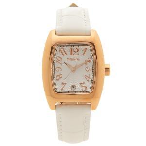 フォリフォリ 腕時計 レディース FOLLI FOLLIE WF5R080SDS-WH ホワイト シルバー 1andone