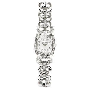 フォリフォリ 腕時計 レディース FOLLI FOLLIE WF5T120BPS ホワイト/シルバー ウォッチ|1andone