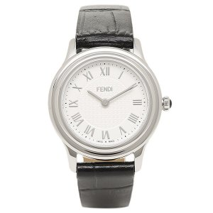 フェンディ 腕時計 レディース FENDI F250024011 ホワイト/シルバー/ブラック|1andone