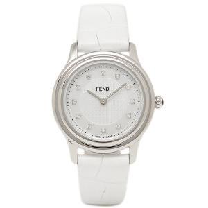 フェンディ 腕時計 レディース FENDI F250024541D1 ホワイトパール|1andone