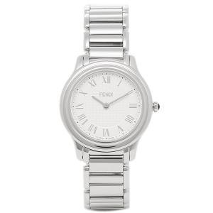 フェンディ 腕時計 レディース FENDI F251034000 ホワイト/シルバー|1andone