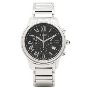 フェンディ 腕時計 レディース FENDI F252011000 シルバー ブラック|1andone