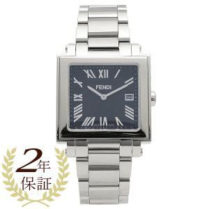 フェンディ 腕時計 メンズ FENDI F606013000 シルバー ブルー|1andone