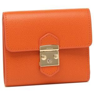フルラ 折財布 レディース FURLA 1008263 PU28 ARE LS4 オレンジ