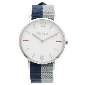 フルラ 腕時計 レディース FURLA 1016521 R4251108535 ネイビー グレー シルバー|1andone
