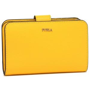 フルラ 折財布 レディース FURLA 1023391 PR85 B30 82 イエロー|1andone