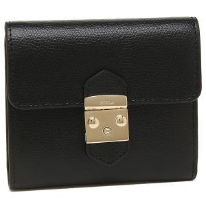 フルラ 折財布 レディース FURLA 978782 PU28 ARE O60 ブラック