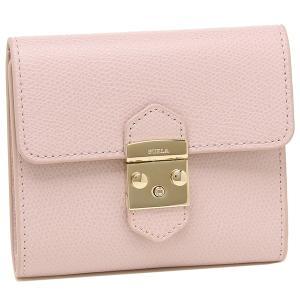 フルラ 折財布 レディース FURLA 988427 PU28 ARE LC4 ピンク