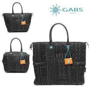 ガブス 3WAYバッグ GABS G3-DELUXE-I13 VEG2VP 2000 Lサイズ ショルダーバッグ NERO ブラック|1andone