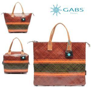 ガブス 3WAYバッグ GABS G3-LUXINT-I13 INMUCH 1702 Lサイズ ショルダーバッグ COGNAC|1andone
