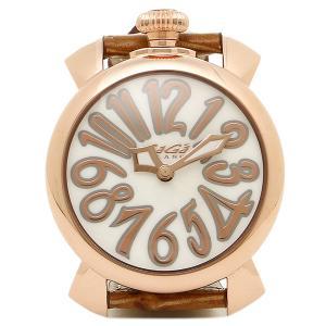 ガガミラノ 腕時計 ウォッチ GAGA MILANO 5021.2 BRW ピンク ゴールド|1andone