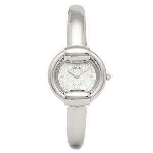 グッチ 時計 レディース GUCCI YA014518 1400シリーズ 腕時計 ウォッチ ホワイトパール/シルバー|1andone