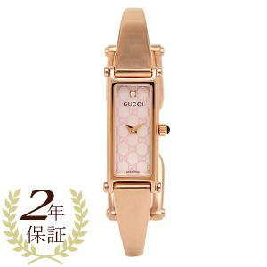 グッチ 時計 レディース GUCCI YA015559 1500シリーズ 腕時計 ウォッチ ピンクパール/ピンクゴールド|1andone