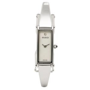 グッチ 腕時計 GUCCI YA015561 1500シリーズ レディースウォッチ ホワイトパール|1andone