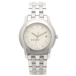 3c1a412d3f6d グッチ 腕時計 メンズ GUCCI 時計 YA55212 Gクラス シルバー ウォッチ