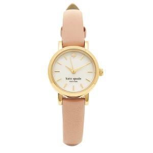 ケイトスペード 時計 レディース KATE SPADE 1YRU0372 TINY METRO メトロタイニー 腕時計 ウォッチ ゴールド/ベージュ|1andone