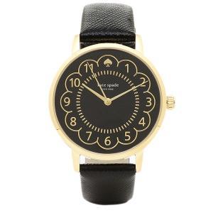 ケイトスペード 腕時計 KATE SPADE 1YRU0790 ゴールド ブラック