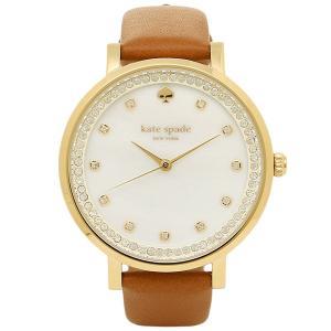 ケイトスペード 腕時計 KATE SPADE KSW1050 ホワイト/ブラウン