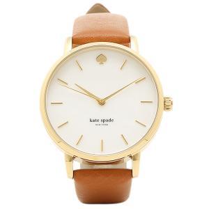 ケイトスペード 腕時計 KATE SPADE KSW1142 ホワイト ゴールド ブラウン|1andone