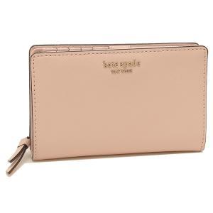 ケイトスペード 折財布 アウトレット レディース KATE SPADE WLRU5440 265 ピンク|1andone