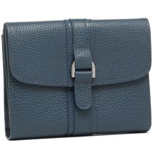 ロンシャン 折財布 レディース LONGCHAMP 4243 021 729 ブルー|1andone