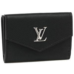 ルイヴィトン レディース 折り財布 LOUIS VUITTON M63921 ノワール|1andone