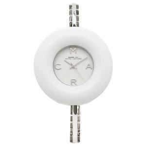 マークバイマークジェイコブス 腕時計 MARC BY MARC JACOBS MBM3396 シルバー ホワイト|1andone