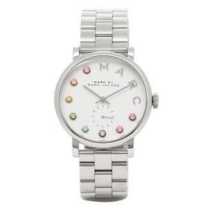 マークバイマークジェイコブス 腕時計 MARC BY MARC JACOBS MBM3420 シルバー ホワイト|1andone
