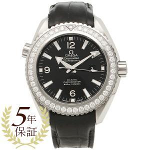 オメガ 腕時計 レディース OMEGA 232.18.38.20.01.001 シルバー ブラック|1andone