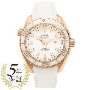 オメガ 腕時計 レディース OMEGA 232.63.38.20.04.001 ホワイト ローズゴールド|1andone