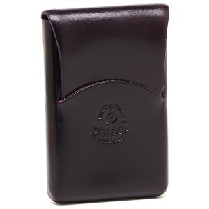 ペローニ カードケース レディース メンズ PERONI 1249 CARD CASE MELANZANA メランザーナパープル|1andone
