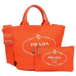 プラダ トートバッグ レディース PRADA 1BG163 ZKI F0049 OOO オレンジ|1andone