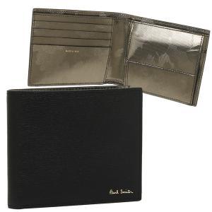 ポールスミス 折財布 メンズ PAUL SMITH 4833 ASTCAM 30 カモフラージュ|1andone