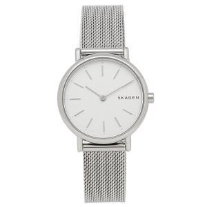 スカーゲン 腕時計 レディース SKAGEN SKW2692 シルバー ホワイト 1andone