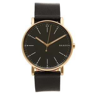 スカーゲン 腕時計 メンズ SKAGEN SKW6401 ブラック 1andone
