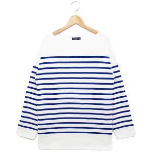 セントジェームス Tシャツ SAINT JAMES 2186 90 NAVAL 2 ナヴァル/ナバル メンズ/レディース兼用 長袖ボーダーシャツ NEIGE/GITANE|1andone