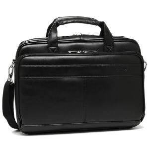 サムソナイト ビジネスバッグ samsonite 48073 1041 Leather Slim Brief ブリーフケース ブラック|1andone